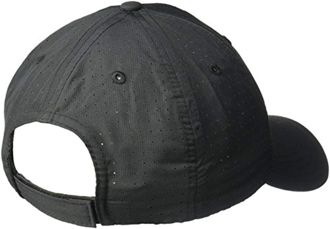 a7e691559c2 Tommy Hilfiger - Black Dad Hat Flag Golf Cap for Men - Lyst. View fullscreen