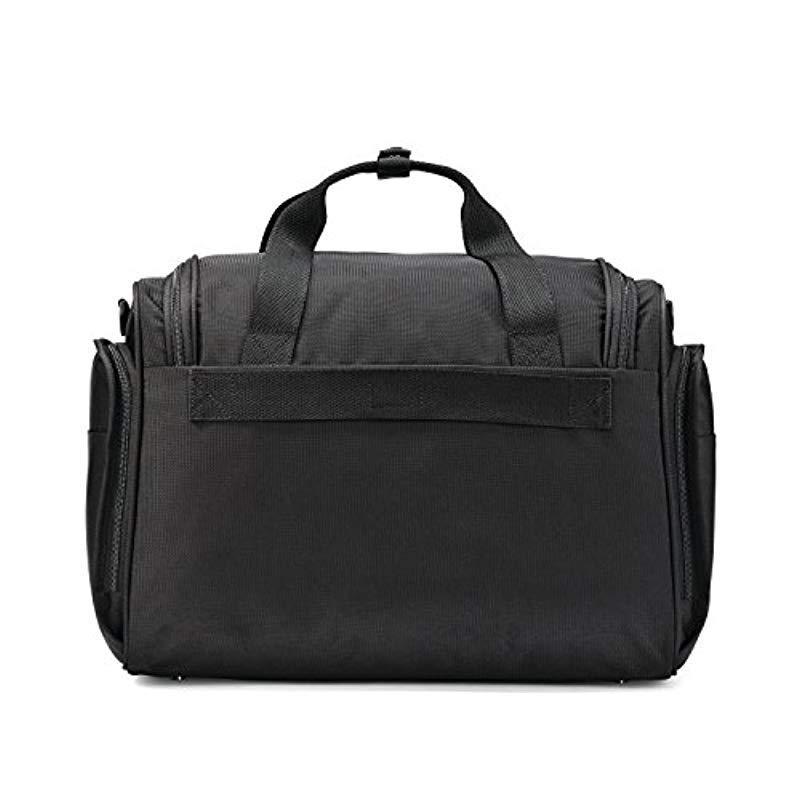 b44900834d Lyst - Samsonite Flexis Travel Duffel in Black for Men - Save 30.0%