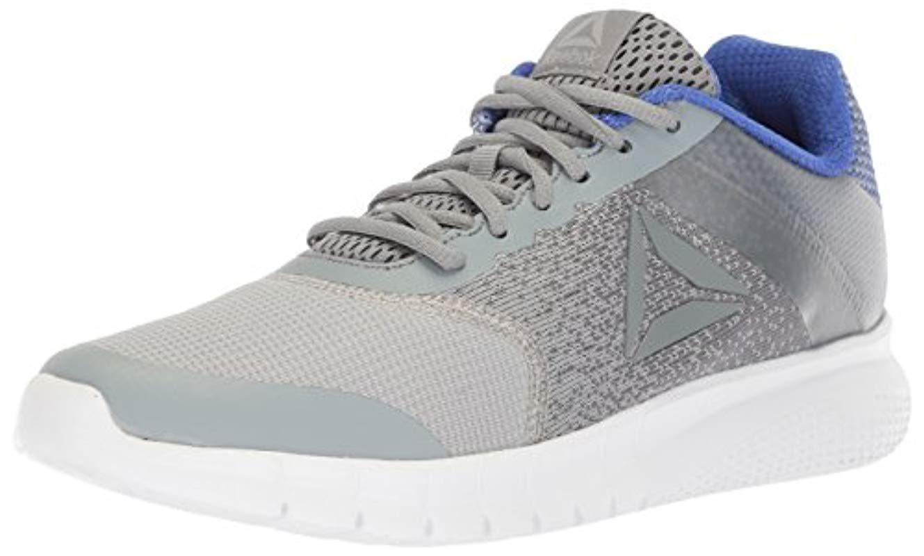 0cd56260260a Lyst - Reebok Instalite Run Shoe in Gray for Men