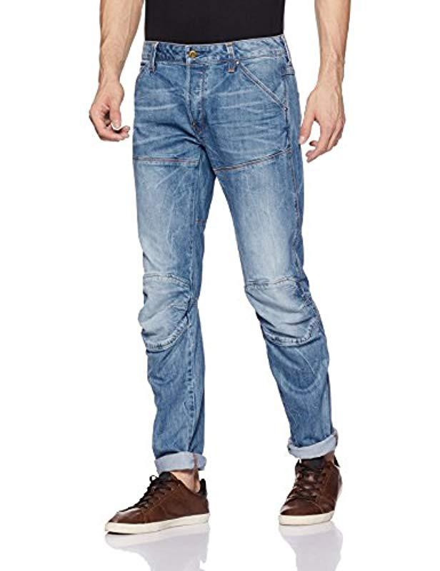 aa60cc94 Lyst - G-Star RAW 5620 3d Slim-fit Jean in Blue for Men