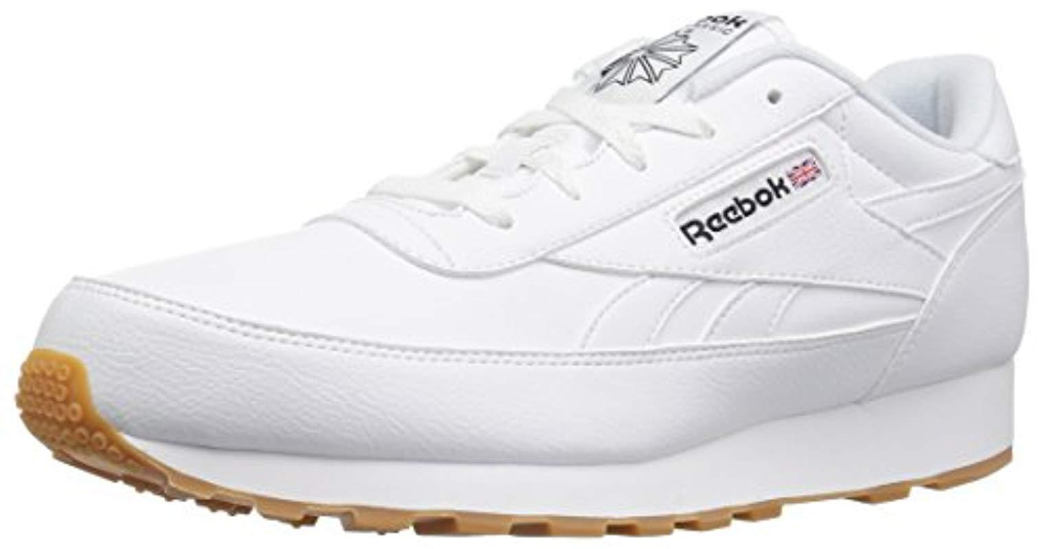 4af093c1 Men's White Classic Renaissance Wide 4e Walking Shoe