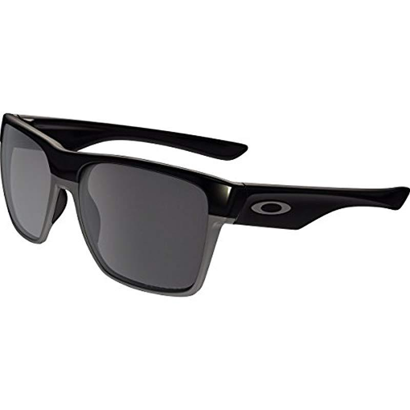 75c84d81189 Lyst - Oakley Two Face Xl Sunglasses - in Black for Men - Save 26%