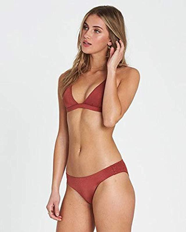 50fbd4d01ca Lyst - Billabong Sol Searcher Lowrider Bikini Bottom