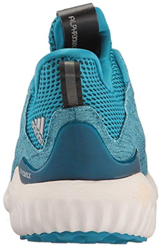 162e397b96b Lyst - Adidas Alphabounce Em M Running Shoe
