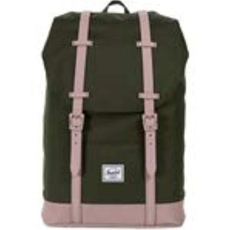 931e13c6b2 Lyst - Herschel Supply Co. Retreat Mid-volume Backpack in Green for Men