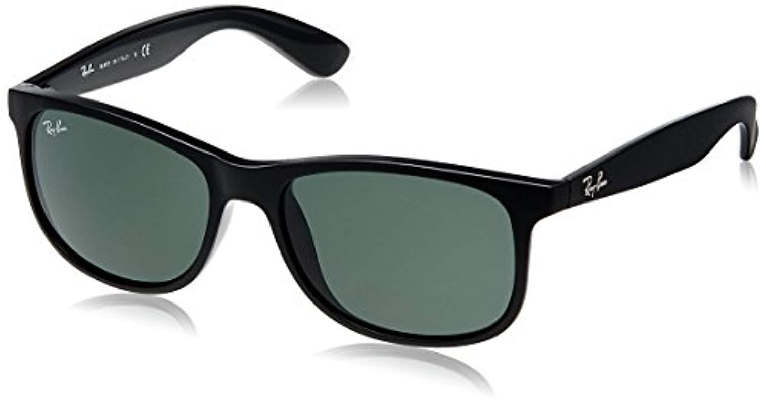 0ddf8108d63 Lyst - Ray-Ban Andy Rb4202 606971 Non-polarized Sunglasses