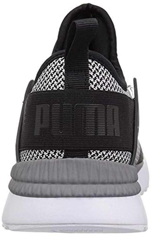 b52ab1abec8d57 PUMA - Black Pacer Next Cage Gk Sneaker for Men - Lyst. View fullscreen