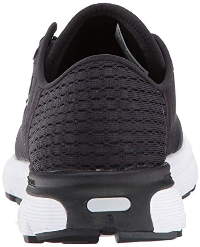 Lyst - Under Armour Speedform Gemini 3 Graphic Running Shoe in Black - Save  40.18691588785047% 69a3a3dcc