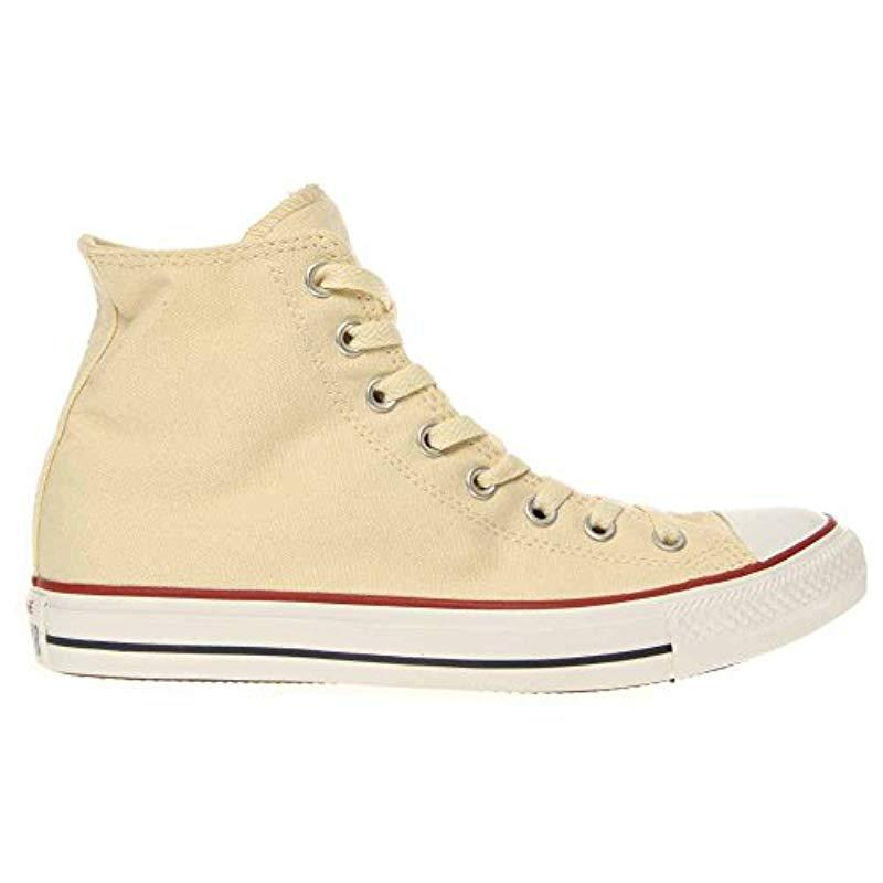4b81c6268828 Converse - White Unisex Chuck Taylor All-star High-top Casual Sneakers In  Classic. View fullscreen