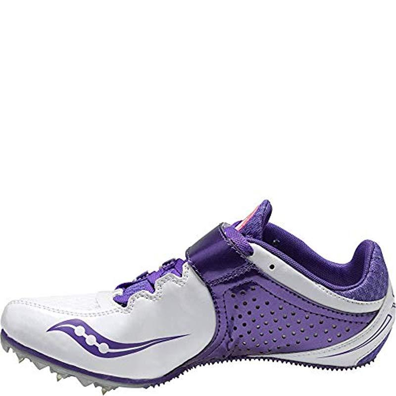 91fd8dd43a0d Lyst - Saucony Spitfire 2 in Purple - Save 66.66666666666666%