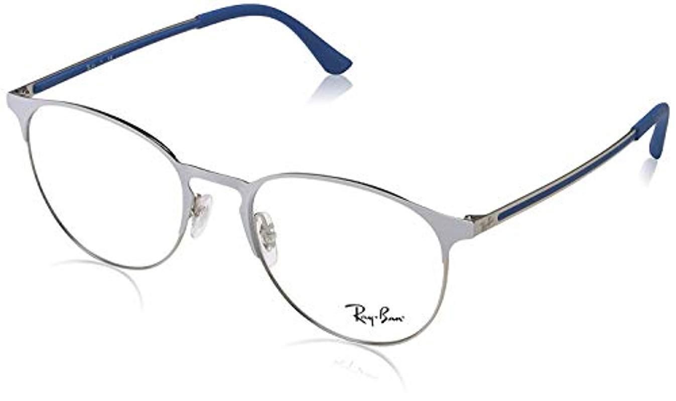 600ed4c294529 Lyst - Ray-Ban Unisex Rx6375 Eyeglasses for Men