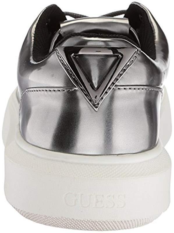 ce1408906ba Guess - Gray Delacruz Sneaker for Men - Lyst. View fullscreen