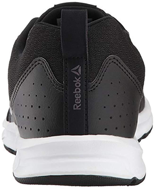 bd4048e1356b92 Lyst - Reebok Express Runner 2.0 Running Shoe in Black for Men