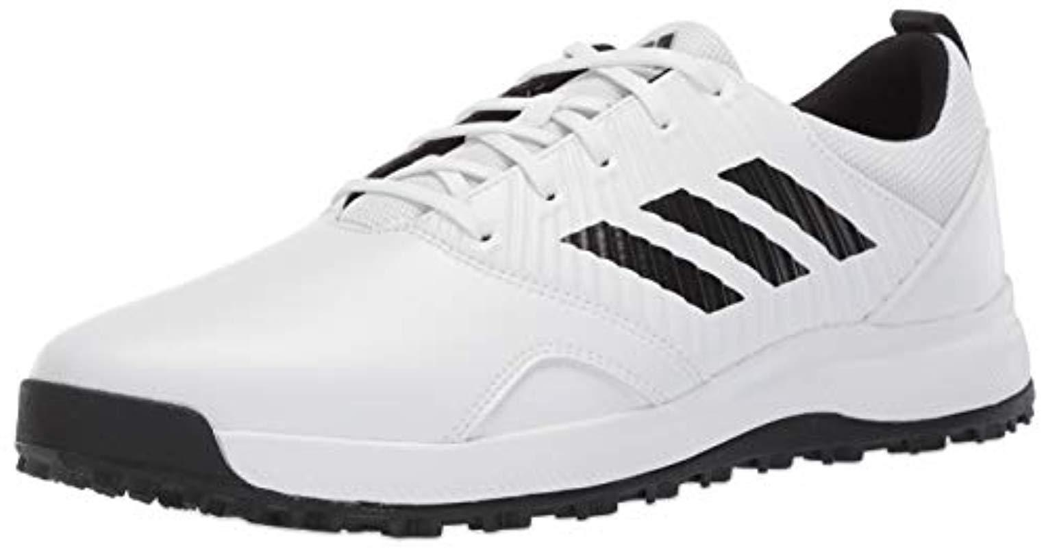 f871f6d8c0a0 Lyst - adidas Cp Traxion Sl Golf Shoe in White for Men