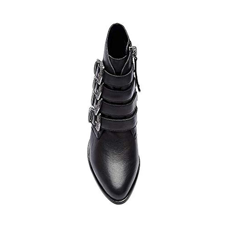 Fashion Boot In Billey Lyst Steve Afb4d7 Madden Black anxZwCwRq