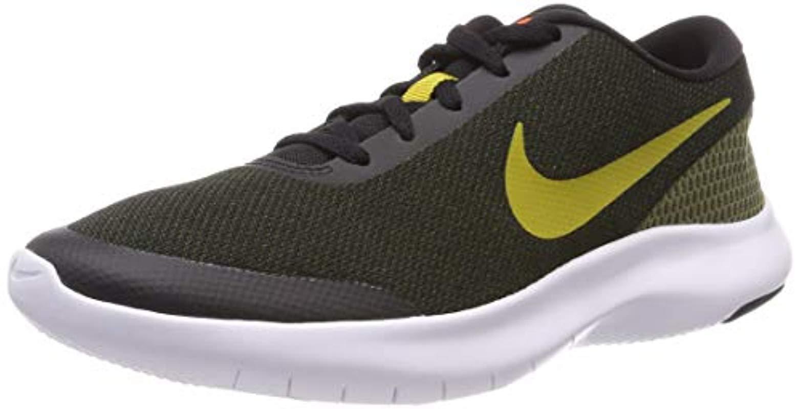 77ed5a5dfdf97 Lyst - Nike Flex Experience Rn 7 Running Shoe in Black for Men