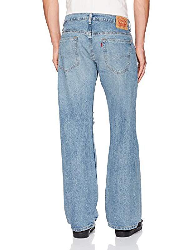 1e9e249597f Levi's 569 Loose Straight-leg Jean in Blue for Men - Save 46% - Lyst