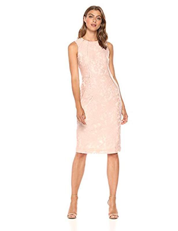 8dd3f6459038 Lyst - RACHEL Rachel Roy Margot Dress in Pink - Save 83%