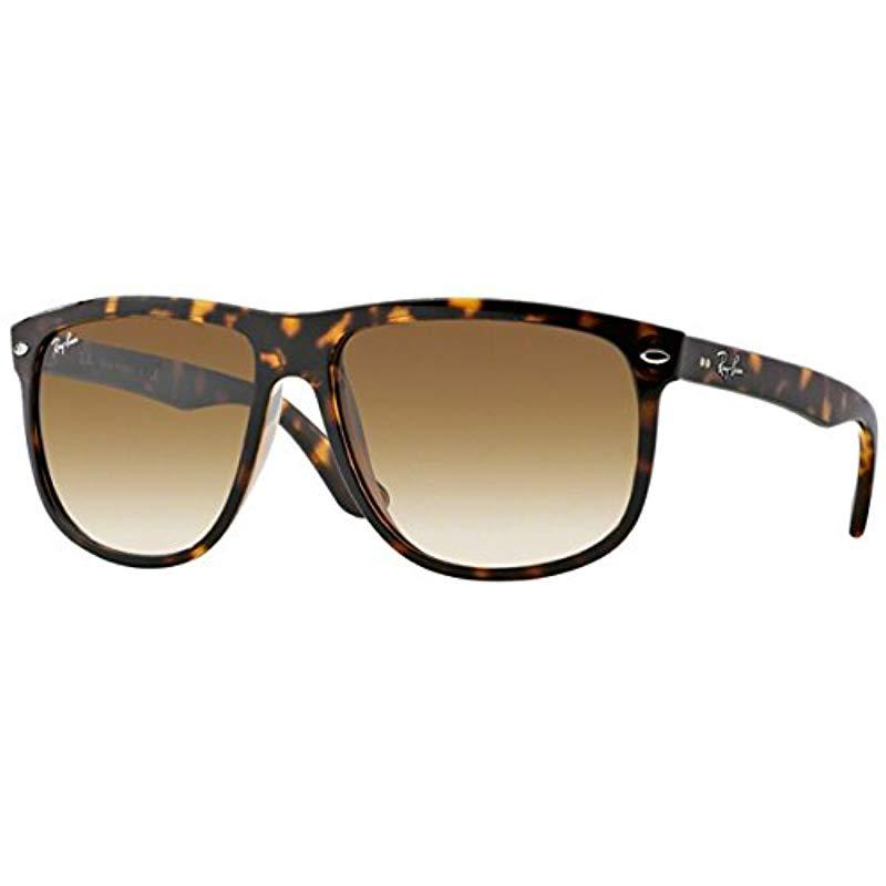 38656cf682 Lyst - Ray-Ban 4147 56mm Polarized for Men