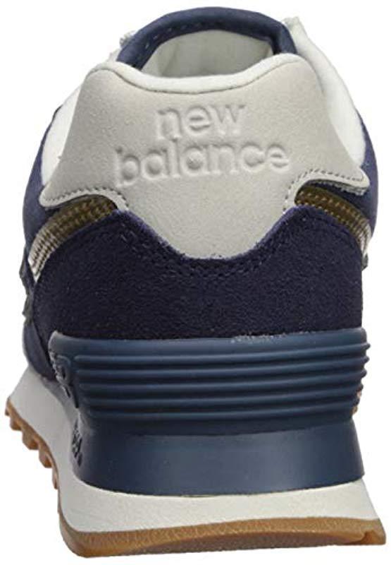 Lyst In New Sneaker Blue 574v2 Balance rdBxsChQt