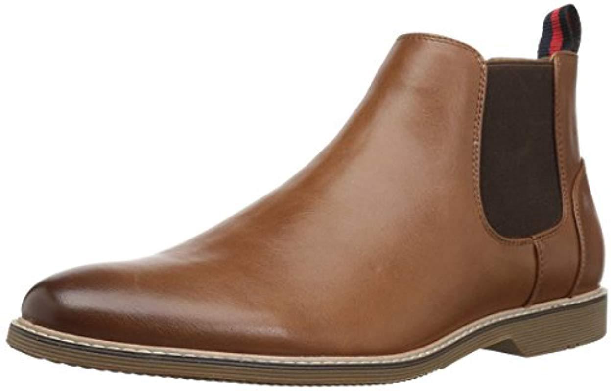 398b4fc87a5 Steve Madden - Brown Native Chelsea Boot for Men - Lyst. View fullscreen