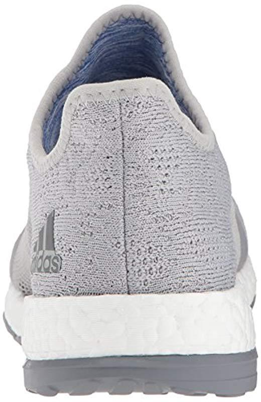 b5adcfe9e92b Adidas - Gray Pureboost X Element Running Shoe - Lyst. View fullscreen