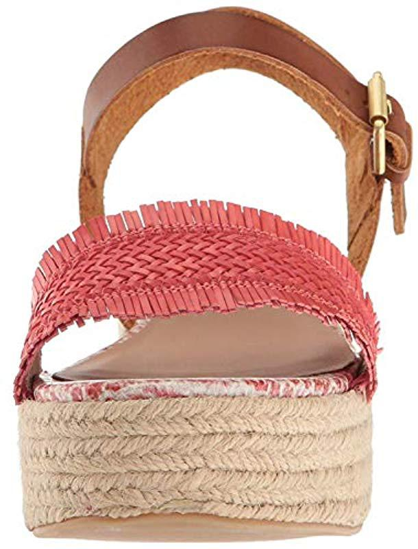 ce060785342 Lyst - Chinese Laundry Ziba Espadrille Wedge Sandal - Save 8%