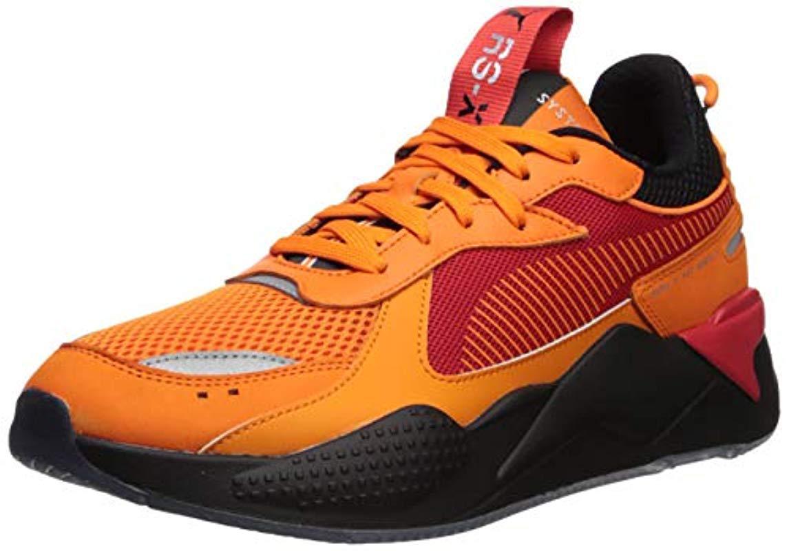 Lyst - PUMA Rs-x Toys Hotwheels Camaro Sneaker in Orange for Men 6171eea24