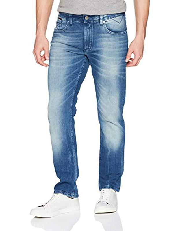 b1ba7c11 Lyst - Tommy Hilfiger Original Ronnie Straight Athletic Fit Jeans in ...