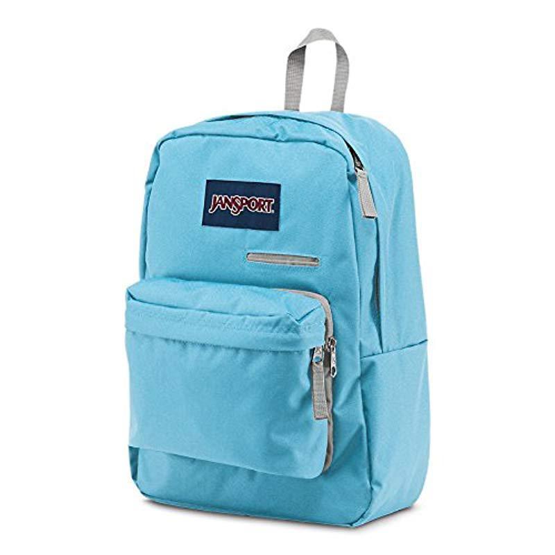 7b618a5e06 Jansport - Blue Digibreak Laptop Backpack - Lyst. View fullscreen
