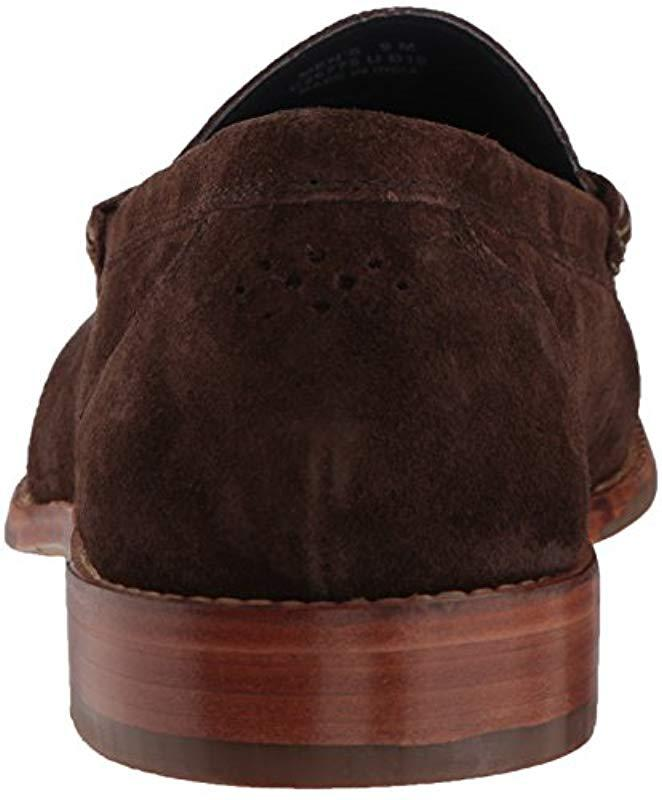 f0906bd3c18 Lyst - Cole Haan Pinch Grand Casual Penny Loafer in Brown for Men - Save 64%