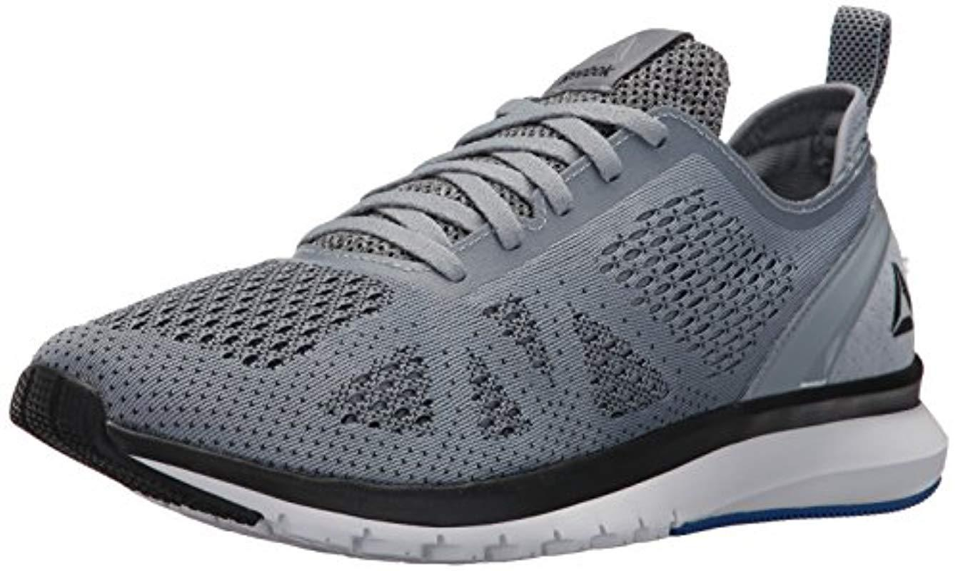 a49eff54404 Lyst - Reebok Print Smooth Clip Ultk Running Shoe in Gray for Men ...