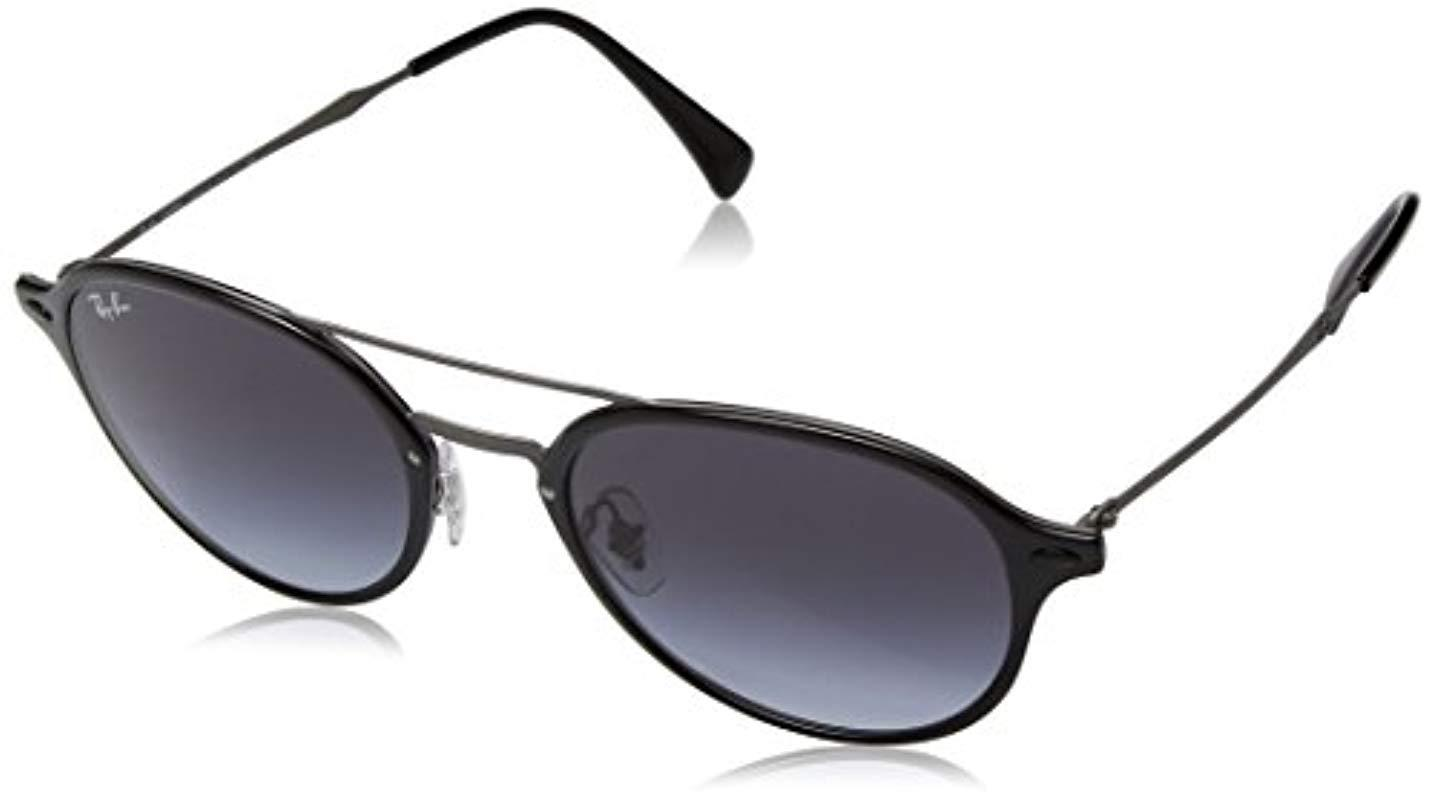 2b268ae374 Lyst - Ray-Ban Rb4287 Sunglasses in Black for Men