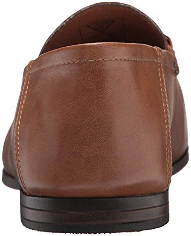 798cb3b0830 Lyst - Guess Edwin2 Loafer in Brown for Men