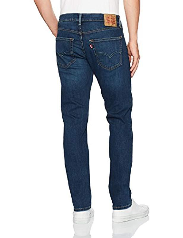 d7e55e73221 Lyst - Levi's Tall Big & Tall 502 Regular Taper Jean in Blue for Men - Save  43%