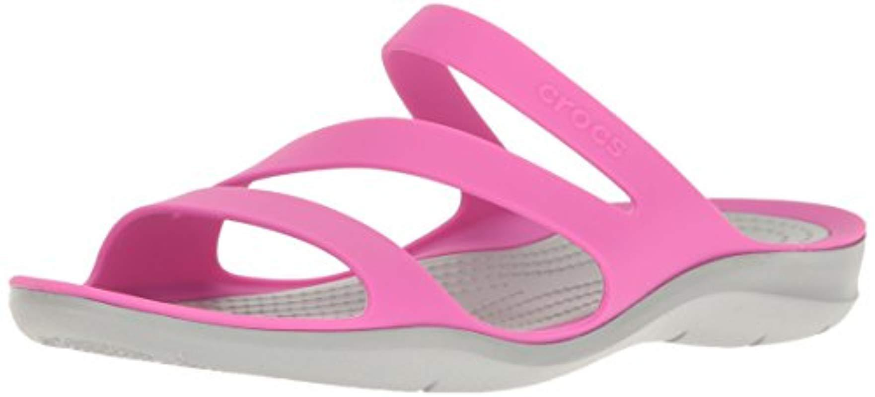 a1601ded277907 Crocs™. Women s Swiftwater Sandal Casual Comfort Slip On Water Or Shower  Shoe ...