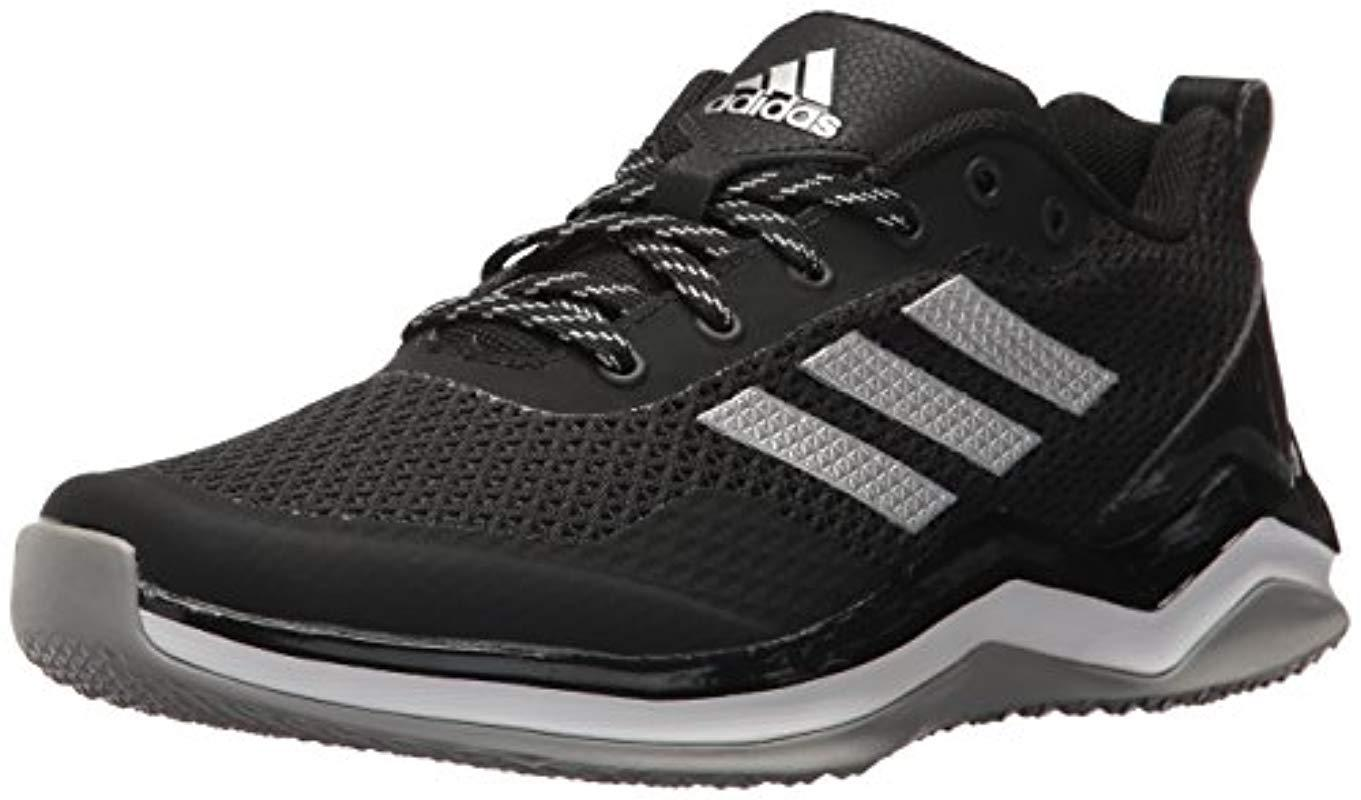 ef7136a33a22 Lyst - Adidas Freak X Carbon Mid Cross Trainer in Black for Men
