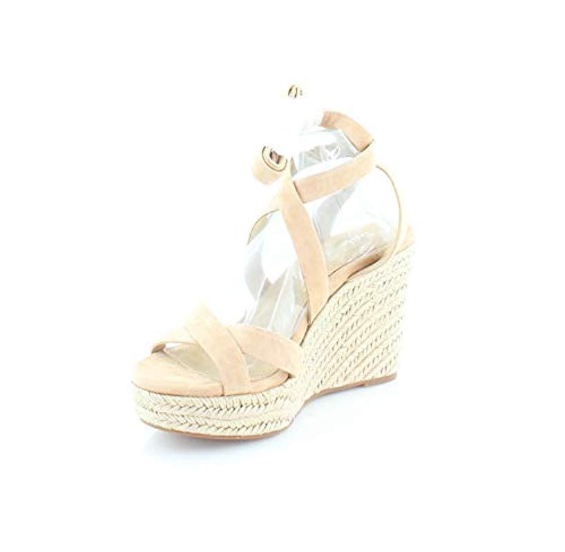 1732ecf5a0a Lyst - Splendid Janice Espadrille Wedge Sandal in Natural