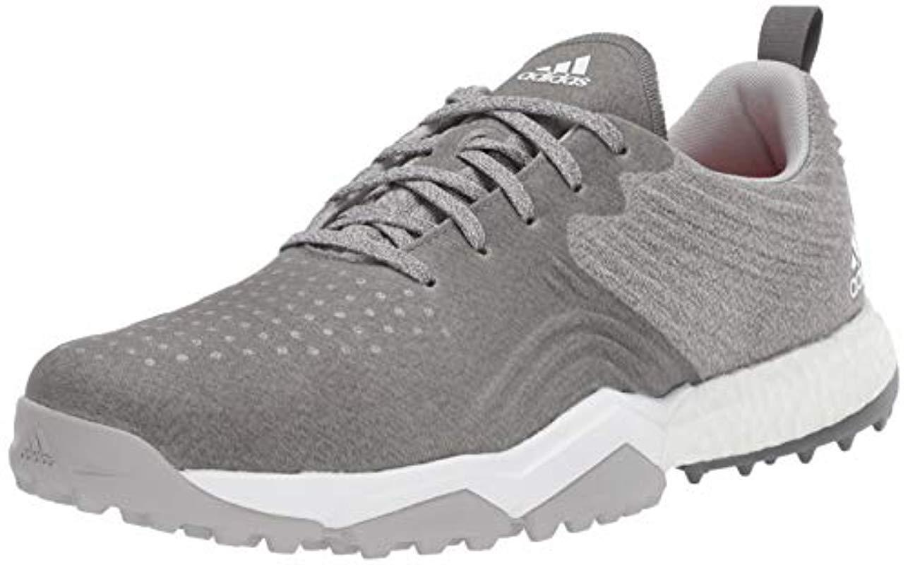 Lyst - adidas Adipower 4orged S Golf Shoe in Gray for Men 6968d17b1