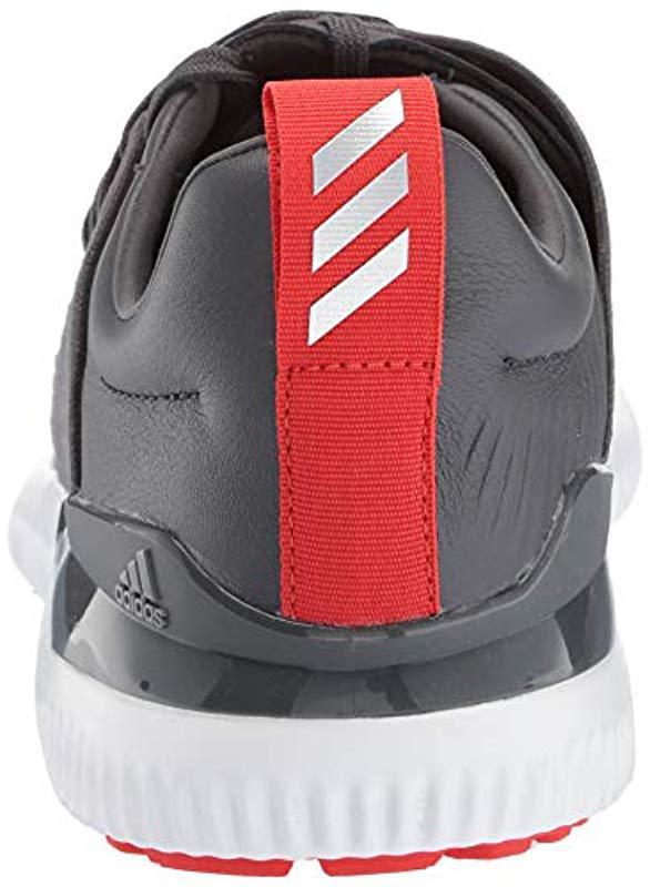 classic fit ac362 57548 Adidas - Gray Adicross Bounce Golf Shoe for Men - Lyst. View fullscreen