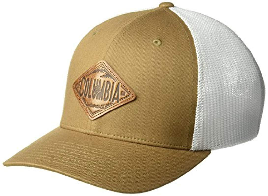 Lyst - Columbia Rugged Outdoor Mesh Hat for Men - Save 32% 208f92a03b89
