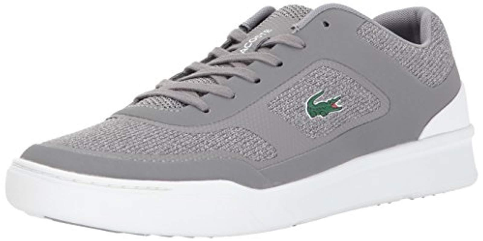 f98db742e84db Lyst - Lacoste Explorateur Sport 317 2 Sneaker in Gray for Men - Save 7%