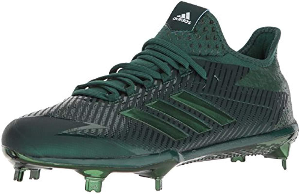 4b46ee2bc387e9 Lyst - adidas Performance Adizero Afterburner 4 in Green for Men ...