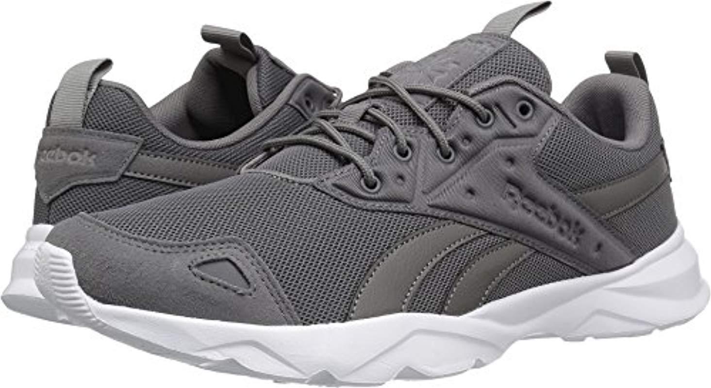 e7a9d107d3016 Lyst - Reebok Royal Blaze Fashion Sneaker in Gray for Men