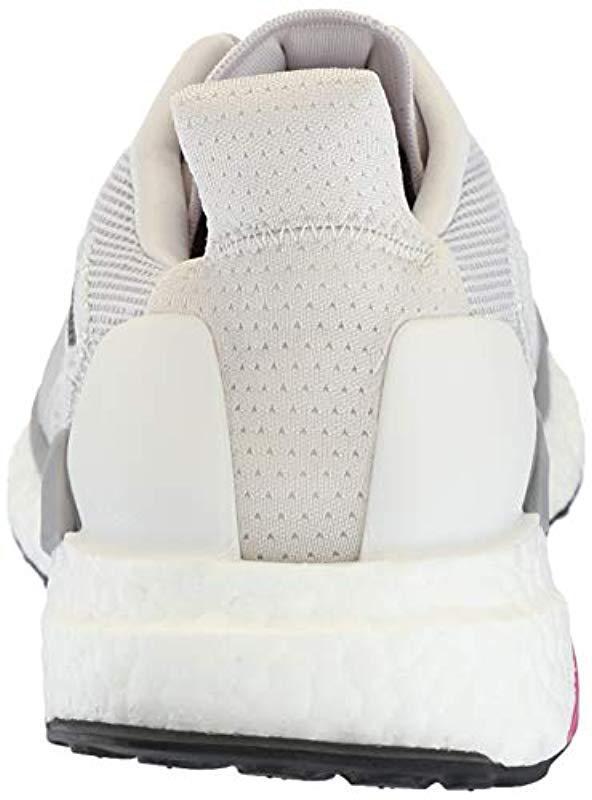 667745c053af5 Adidas - Gray Solar Boost Running Shoe - Lyst. View fullscreen