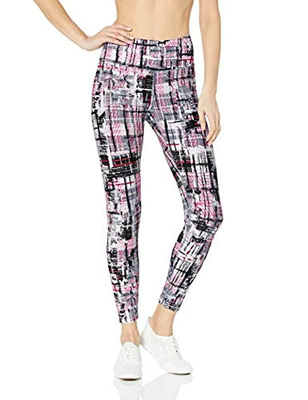 bdf0dd6846c1b Calvin Klein. Women's Delancey Print High Waist Tight. $59 From Amazon Prime