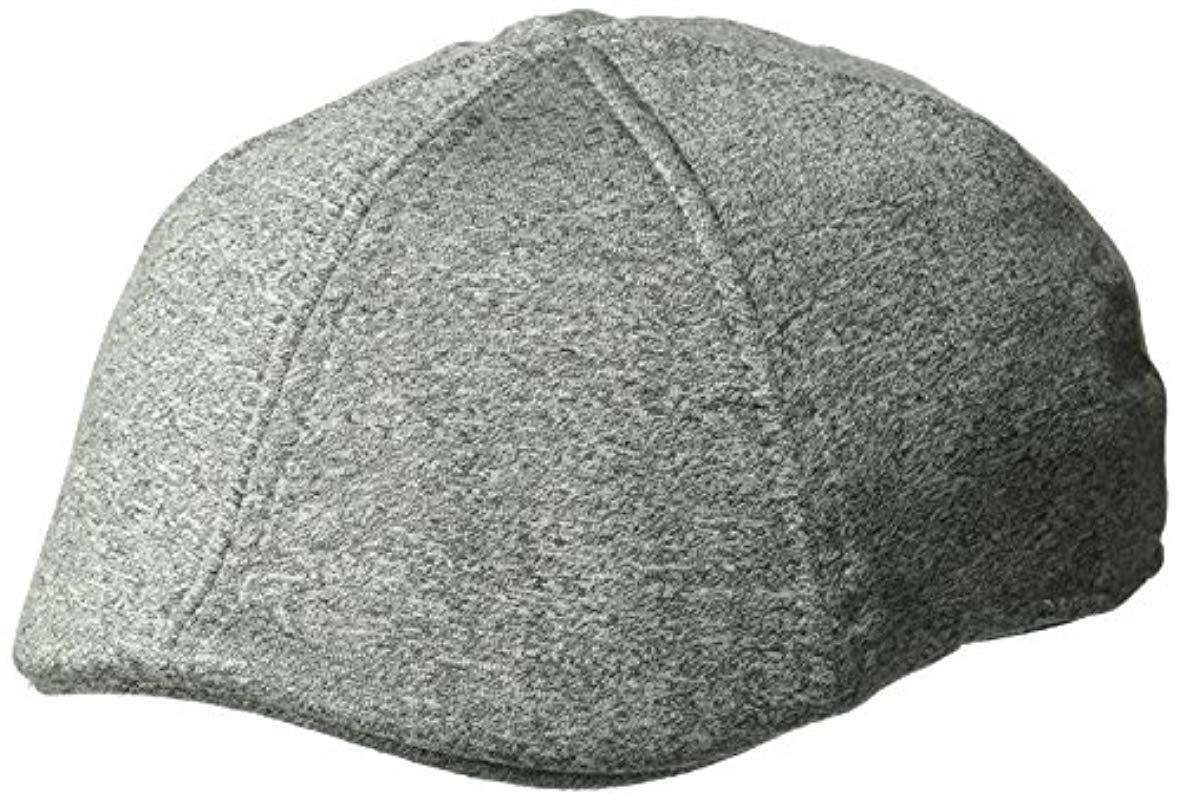 Lyst - Levi s Ivy Newsboy Hat in Gray for Men 92f3d4df639