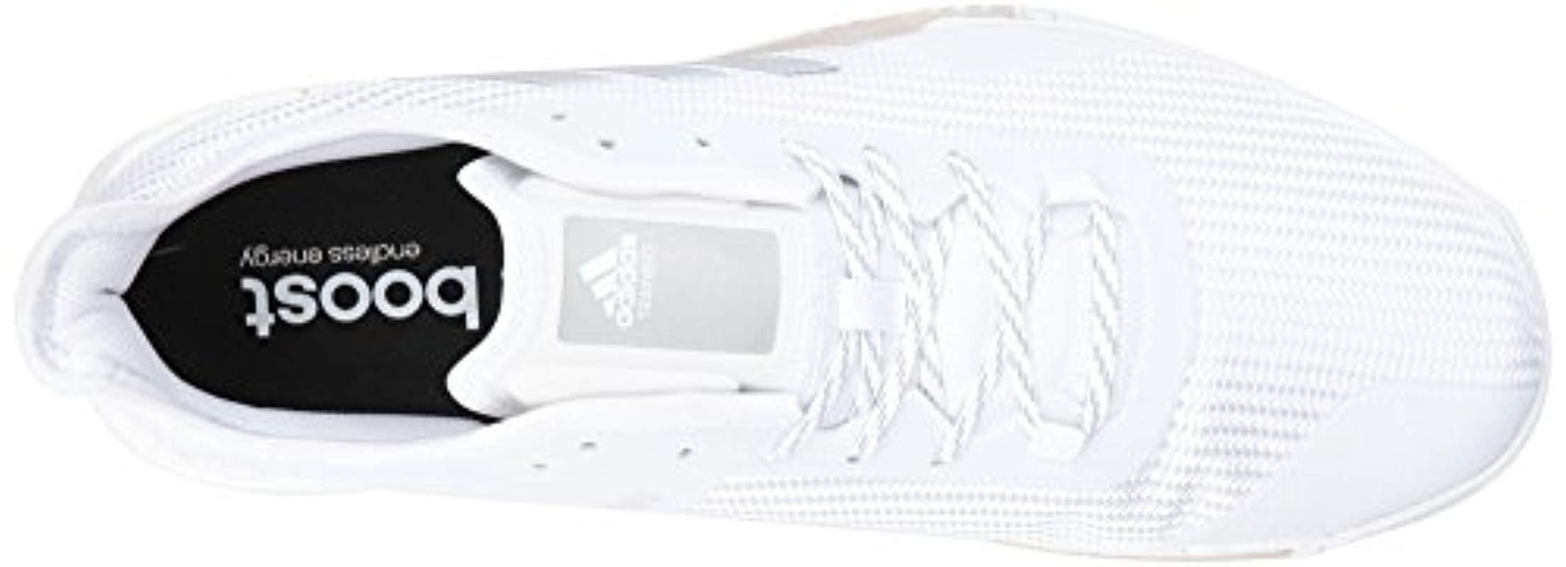 designer fashion 2963e 52783 Lyst - adidas Crazytrain Elite M Cross Trainer in White for
