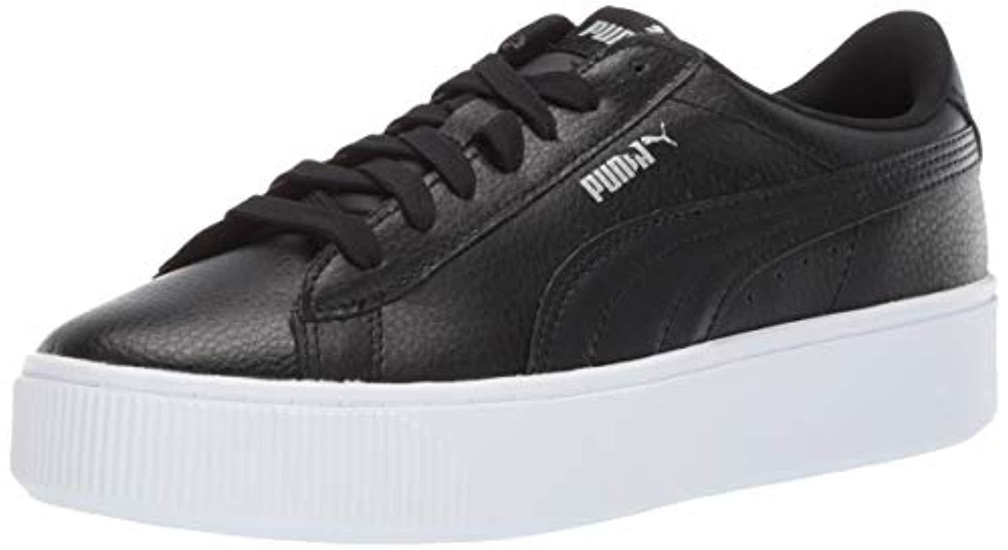 8ebf241840a Lyst - PUMA Vikky Stacked Sneaker