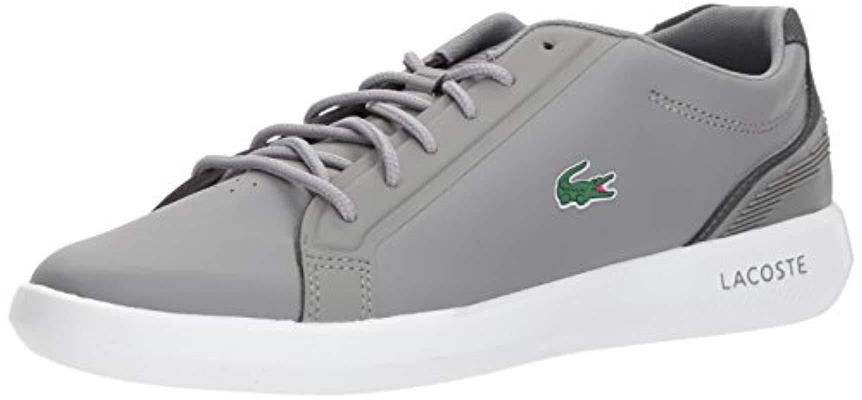0a3cd49da85653 Lacoste - Gray  s Avantor Sneakers for Men - Lyst. View fullscreen